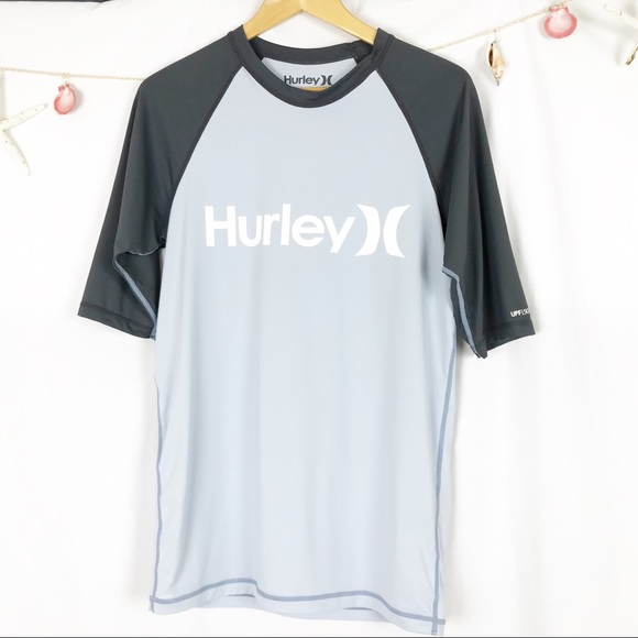 Hurley Other - HURLEY men's rash guard XXL